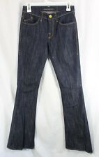 Rock Republic Amy Jeans Denim Womens Size 0, 25 Flare Mid Rise Sample 2008