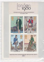 Great Britain #MiBl2 MNH S/S CV€2.00 Rowland Hill Original Packaging [874a]