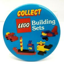 Collect Lego Building Sets Vtg Advertising Pin Badge Pinback Rare Store Piece