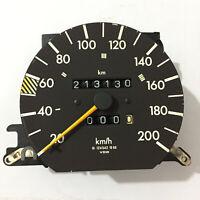 Mercedes-Benz E-Class W124 Speedometer 200 km/h VDO 1245421966 | OEM