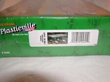 Bachmann 45601 Plasticville U.S.A. Kit Turnpike Interchange O 027 MIB New