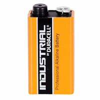 1 Single Duracell Procell 9 V Block Alkaline Battery  PP3 6LR61 MN1604 Batteries