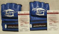FEDOR EMELIANENKO Signed Autographed MMA, UFC STRIKE FORCE SZ S. JSA