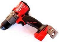 """NEW Milwaukee FUEL 2804-20 18V 1/2"""" Cordless Brushless Hammer Drill M18"""