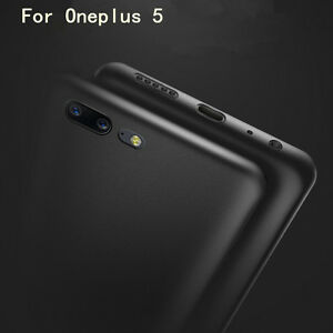 Ultrathin Soft TPU Matte Rubber Skin Back Case Cover For OnePlus 5 7 8 Pro 6t
