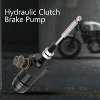 Universal Motorrad Hydraulische Kupplung Hauptbremszylinder Stange Bremspumpe