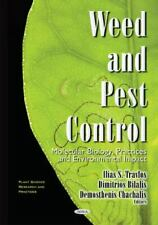 Plant Science Research and Practices Ser.: Weed and Pest Control : Molecular.