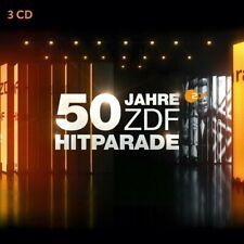 50 Jahre ZDF Hitparade (Das Original) Premium-Version 3CD NEU OVP