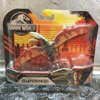 Jurassic World Rhamphorhynchus Attack Pack Figure Dinosaur Mattel NEU