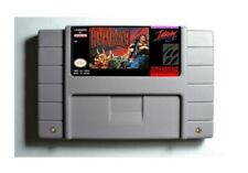 Blackthorne SNES 16-Bit Game Cartridge USA NTSC Only English Language