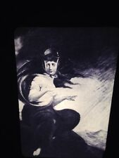 "Henry Fuseli ""Mad Kate, Goethe"" German Romantic Art 35mm Glass Slide"