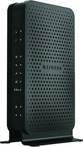 Netgear C3000 WiFi Cable Modem Router ( Works with Comcast, Xfinity, TimeWarne)