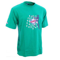 ECB England Twenty20 Cricket Mens Ladies Casual Green T-Shirt Official Licensed