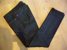 Hiut denim Coda handmade jeans, size 25 x 30, NWOT, worn by Meghan Markle, £155
