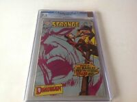 STRANGE ADVENTURES 208 CGC 7.5 DEADMAN NEAL ADAMS COVER & ART DC COMICS