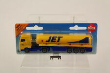 "Siku SK1626A Truck with Tanker "" Jet "" , 1:87 Scale."