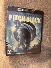 Pitch Black ( 4K Uhd + Case w/Artwork )