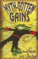 Myth-Gotten Gains by Nye, Jody Lynn Paperback Book The Fast Free Shipping