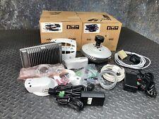Sentry 360 Fullsight Camera Fujinon Fisheye Lens, Cables & Power Supply