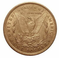 USA 1 Dollar 1921 Morgan Dollar Silber