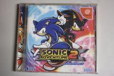 Sega Dreamcast Sonic Adventure 2 Japan DC