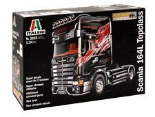 3922 Scania 164L Topclass ITALERI 1:24 plastic model kit