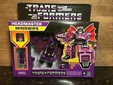New listing Transformers G1 Headmaster Reissue Mindwipe Walmart Exclusive In Hand!