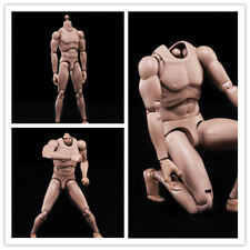 USA seller MX02-A 1/6 Strong Doll Male Figure Body Model Toy Fit For Head  +Neck