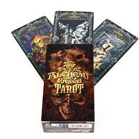 Alchemy Gothic England Tarot Cards - Witch Mystic Magic Pagan Occult - 78 Cards