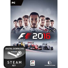 F1 2016 FORMULA 1 ONE Clé Steam PC et Mac