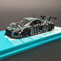 Tarmac Works & ILLEST 1:64 Scale AUDI R8 LMS Racing Diecast Car Model New in Box