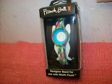French Bull, Misfit Flash Replacement Wrist Band-Blue-Condensed Ziggy,Free ship!
