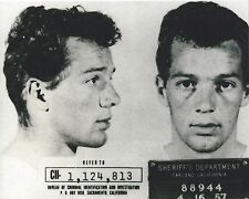 SONNY BARGER MUG SHOT 8X10 PHOTO HELLS ANGELS MOTORCYCLE CLUB PICTURE