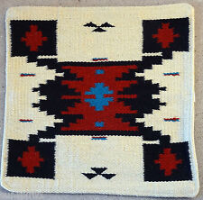Wool Pillow Cover HIMAYPC-40 Hand Woven Southwest Southwestern 18X18