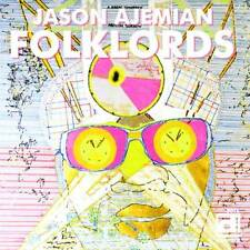 Jason Ajemian - Folklords - SEALED NEW LP from Delmark - modern Chicago jazz