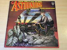 Hawkwind/Astounding Sounds Amazing Music/1976 Charisma LP