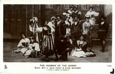 More details for postcard d'oyly carte gilbert & sullivan yeomen of the guard savoy theatre act i