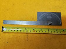 CRAFTSMAN TOOLS 9-4029 Machinist Protractor Gage