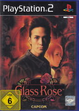 Glass Rose  (PS2) In Box, mit Anleitung