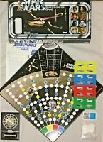 Star Wars Escape From Death Star Board Game NO Tarkin Figure Unused Sealed Parts