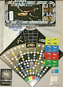 Star Wars Escape From Death Star Board Game NO Tarkin Figure Unused Sealed Parts