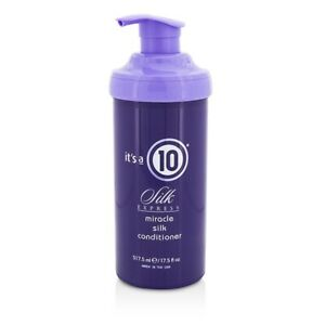 It's A 10 Silk Express Miracle Silk Conditioner 517.5ml Mens Hair Care