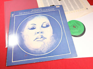 Billie Holiday  BILLIE'S BLUES  -  LP CBS 53248 Holland 1973 sehr gut