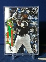 2020 Topps Holiday Luis Robert RC Rookie #HW2 Chicago White Sox