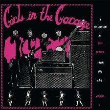 Various-Girls In The Garage, Vol 4. NEW LP + Scellé ** Nouveau **