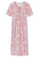 36-50 1 Damen Schiesser Nachthemd Sleepshirt  Pink  Design N262 Gr