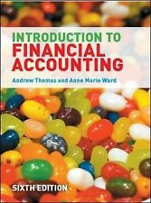 An Introduction to Financial Accounting by Thomas, Andrew, Ward, Anne Marie