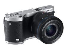 Samsung NX NX300 20.3MP Digital Camera - Black (Kit w/ NX 20-50mm Lens)