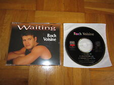 ROCH VOISINE Waiting 1990 EUROPEAN CD single