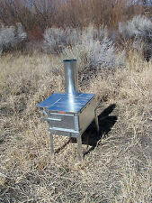 Flap Jack Wood Camp Tent Stove - Riley Stoves - Kit 2A